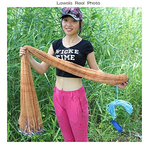 Lawaia Fly Fishing Net Heavy Duty Cast Net Length 39ft49ft59ft685ft