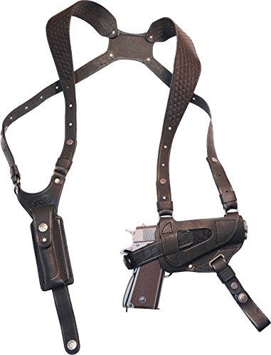 Sig Sauer P238  P938 S&W 1911 Colt 1911 Colt Defender Colt Commander Ambidextrous Shoulder gun holster