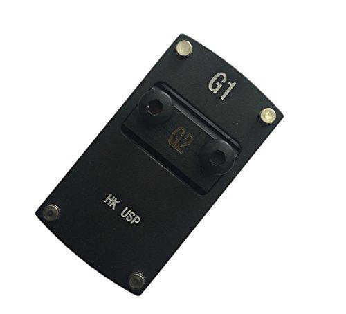 Ade Advanced Optics HK USP-1 MiniMicro Reflex Dot Sight Mounting Plate