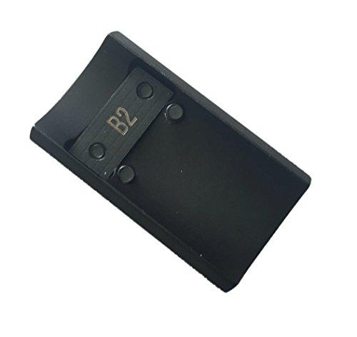 Ade Advanced Optics MiniMicro Reflex Dot Sight Mounting Plate for Colt 1911 Standard
