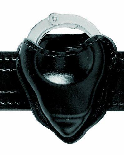 Safariland 090-1-16 Handcuff Pouch Open Top Black Plain