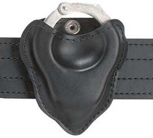 Safariland Duty Gear Open Top Handcuff Pouch Plain Black
