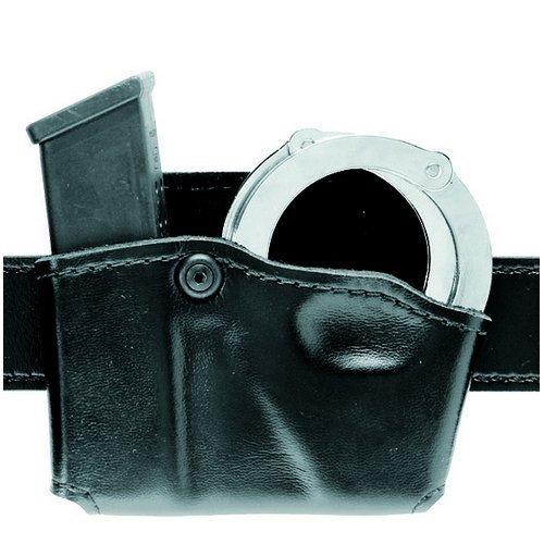 Safariland Open Top Magazine And Handcuff Pouch Finish 573-383-131