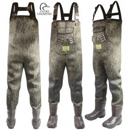 Ducks Unlimited Wigeon 5mm 1600g Waders 12- MOBL