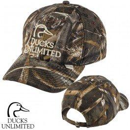 Mossy Oak Ducks Unlimited Realtree MAX 5 Cap