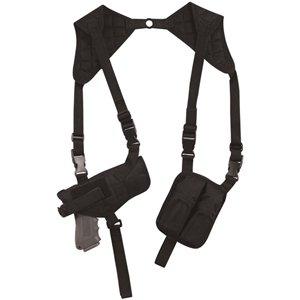 Fox Outdoor Advanced Tactical Shoulder Holster Black