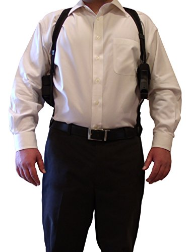 Tactical Shoulder Holster and Double Mag Pouch for SCCY CPX-1 and CPX-2