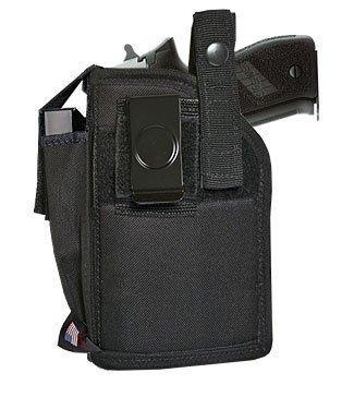 Fits Gun with Laser Side Holster Glock 17 19 22 23 25 31 32 33 38