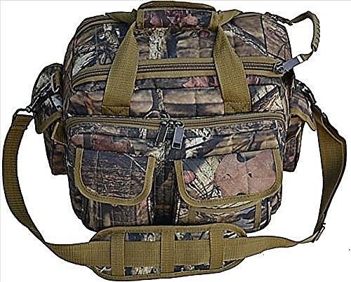 Explorer Tactical Padded Gun Range Multipurpose Bag Mossy Oak
