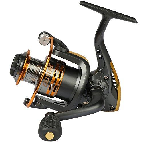 Pisfun 6bb Spinning Fishing Reel Metal Spool