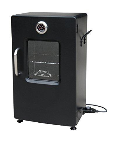 Landmann USA Smoky Mountain Electric Smoker with Viewing Window 26