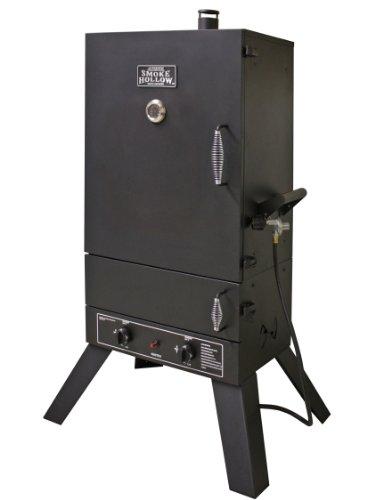 Smoke Hollow 44241G2  44-Inch  Vertical Popane Gas Smoker