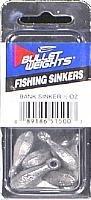 Bullet Weights Bank Sinker 7 Piece 12 oz
