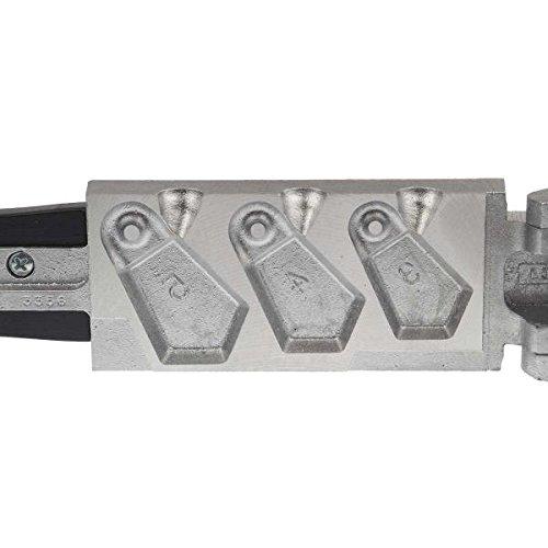 Do-it Mold Flat Bank Sinker Size 345-OZ - D3356