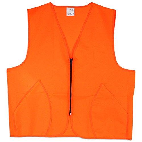 Blaze Orange Hunting Vest MediumLarge