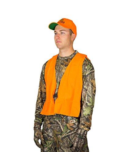 Hunters Specialties Magnum Safety Hunting Vest Blaze Orange