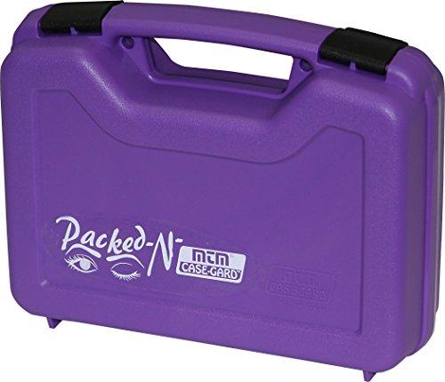 MTM 805-25 Single Pistol Handgun Case Medium Purple