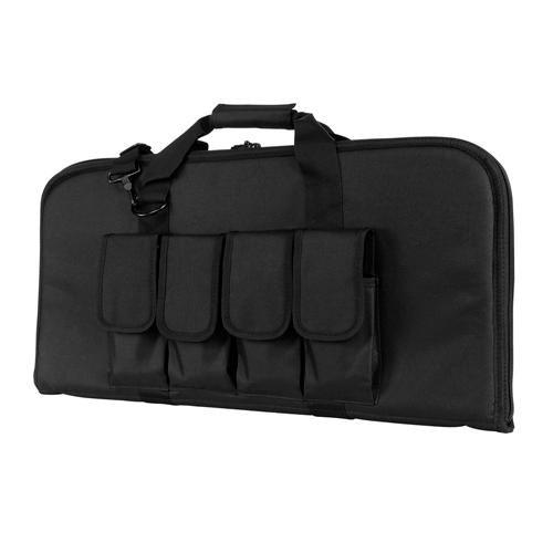 VISM by NcStar 2910 AR AK Pistol Subgun Gun Case Black 28 x 13