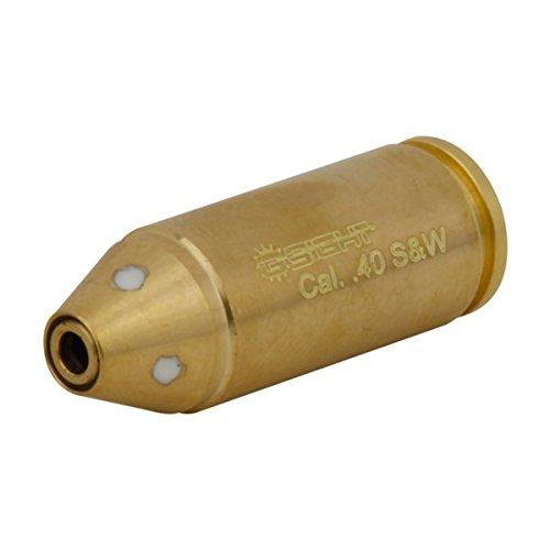 G-Sight BS-40 40 S&W Laser Bore SIGHT - Twist Cap Brass
