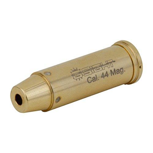 G-Sight BS-44 44 Mag Laser Bore SIGHT - Twist Cap Brass