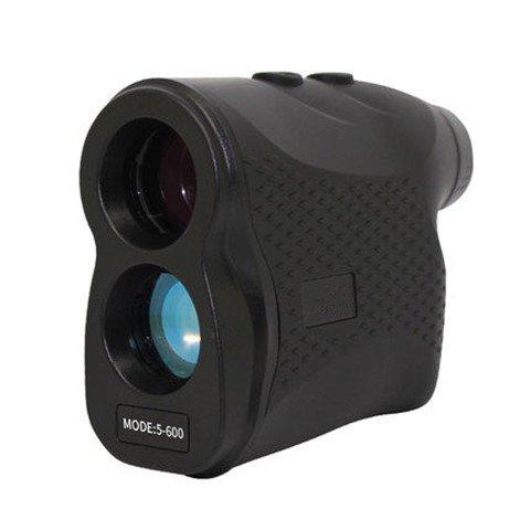 Laser Rangefinder for Hunting and Golf 600 Yards 6X 25mm Range finder with Speed Scan