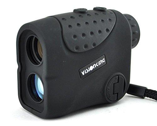 Visionking Range Finder 6x21 1000m Laser Rangefinder for Hunting Golf Rain Black