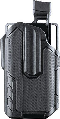 BLACKHAWK Omnivore MultiFit Surefire X300U-A Light Bearing Holster Right Black One Size