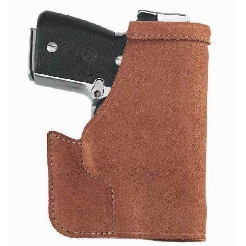 Galco Pocket Protector Holster for Ruger LCP KelTec P3AT P32 Natural Ambi