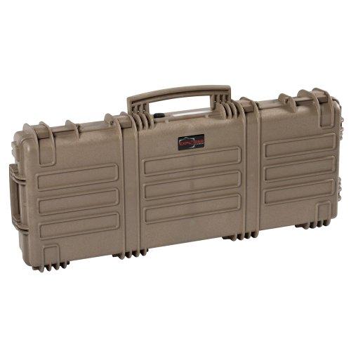 Explorer Cases 11413 Gun Case with Foam Desert Tan Large