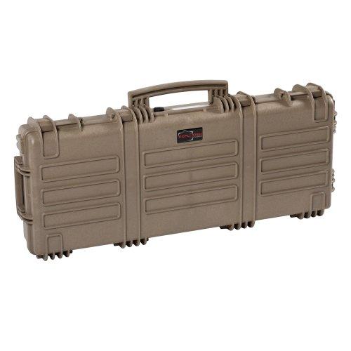 Explorer Cases 9413 D Waterproof Gun Case with Foam Large Desert Tan