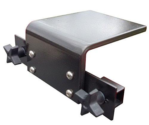 Downrigger Bracket - Tracker Boat - Versatrack gunnel - Accessory Holder