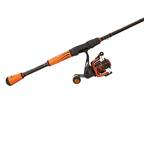 Lews Fishing MCR2069MLFS Mach Crush Spinning Combo 62 1 Gwar Ratio 11 Bearings 69 Length 1pc Ultra Light Power Ambidextrous
