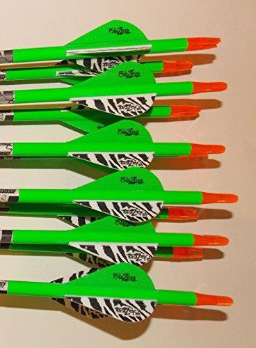 Gold Tip Ted Nugent 5575400 Carbon Arrows wBlazer Vanes 12 Dz