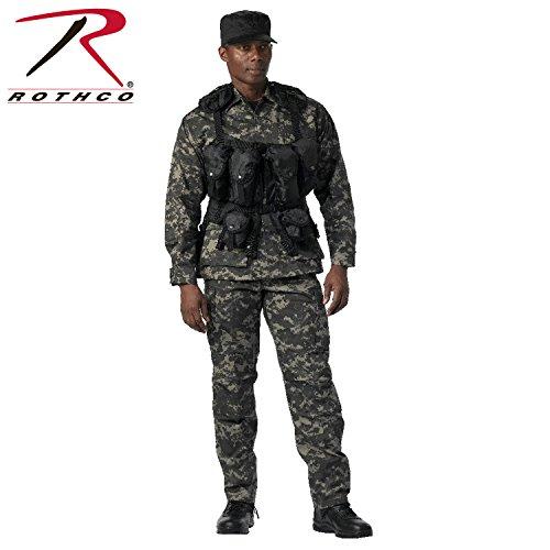 Rothco Tactical Assault Vest Black