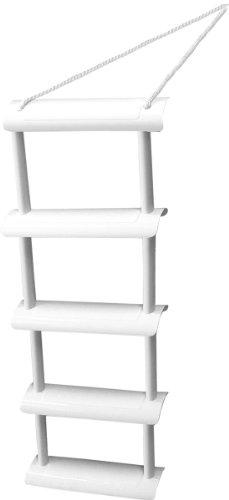 Shoreline Marine Five Step Folding Rope Ladder