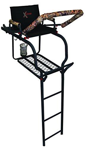 X-Stand The Duke Ladder Stand Black