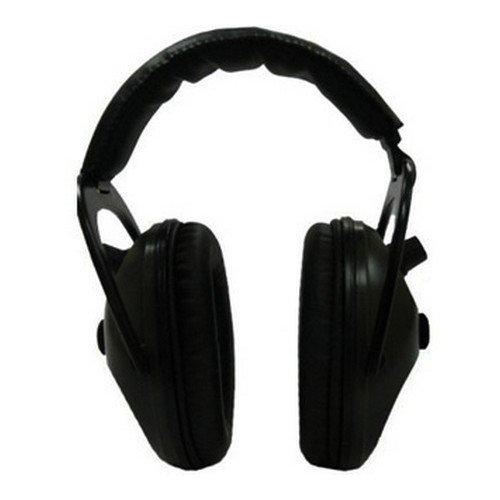 Pro Ears Pro Tac 300 NRR 26 Law Enforcement Electronic Hearing Protection Headset PT300-B Black