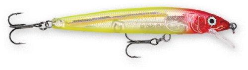 Rapala Husky Jerk 12 Fishing lure 475-Inch Glass Clown