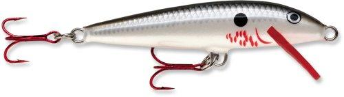Rapala Original Floater 05 Fishing lure  Fishing lure Bleeding Pearl Size- 2