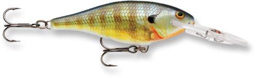 Rapala Shad Rap 07 Fishing lure Bluegill Size- 275