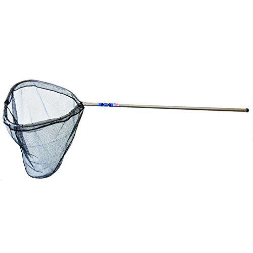 Ranger Series Pear D Shrimp Smelt Shad Minnow Net with 5-Foot Handle