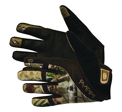 Glacier Glove Lightweight Field Gloves Realtree Xtra Medium
