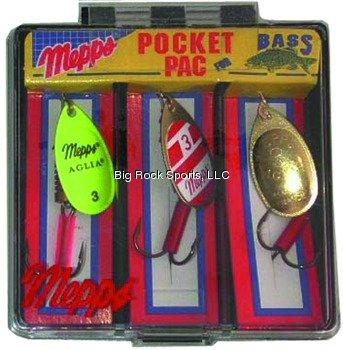 Mepps KB-B Aglia Bass Kit Fishing Tackle
