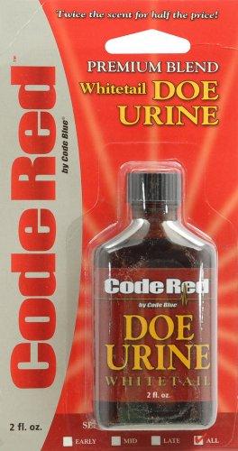 Code Blue CR Doe Urine 2-Ounce