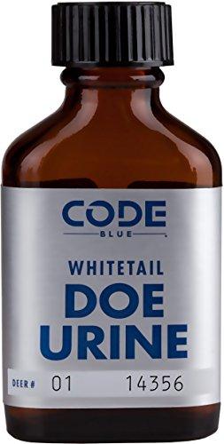 Code Blue Whitetail Doe Urine