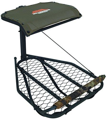 Millennium Treestands M50 Hang-On Tree Stand Includes SafeLink Safety Line