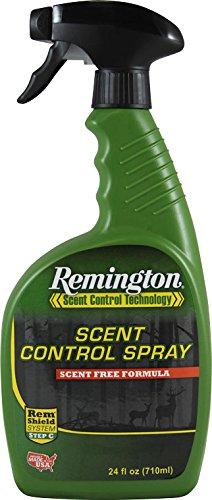 Scent Control Spray - Remington Hunting Odor Elimination Spray - 24 oz