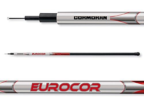 Cormoran Eurocor Tele Pole without guides 700m2297ft 7 parts - Telescopic pole