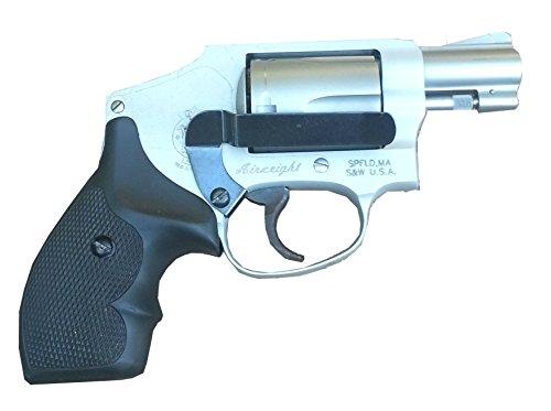 Clip Draw Concealed Carry Belt Clip for S&W J Frame Revolvers - Black