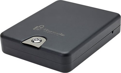 Hornady Security TriPoint Lock Box Black